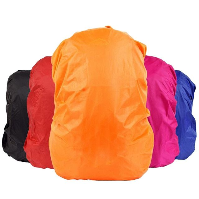 Waterproof Rain Cover Backpack Raincoat Suit For 30 40l Hiking Outdoor Bag Backpack Case Travel Waterproof Backpack Cover Outdoor Bag Backpacks Backpack Cover