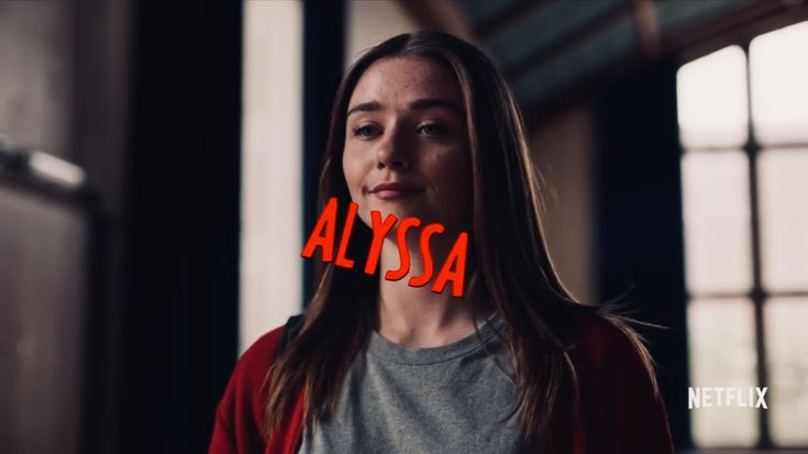 Alyssa The end of The fucking  World, Netflix serie