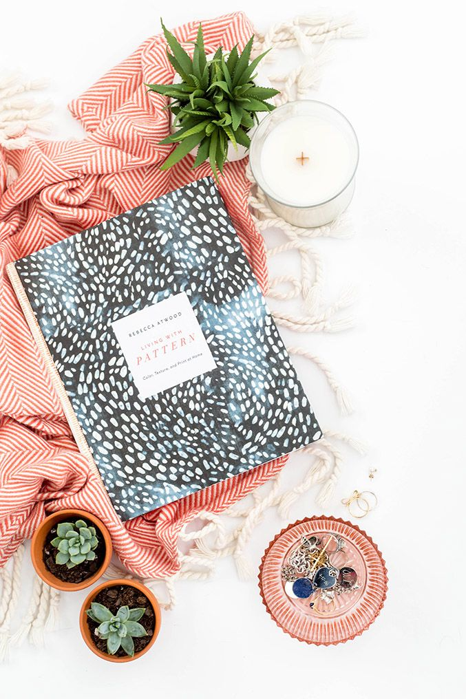 A review of Living With Pattern by Rebecca Atwood