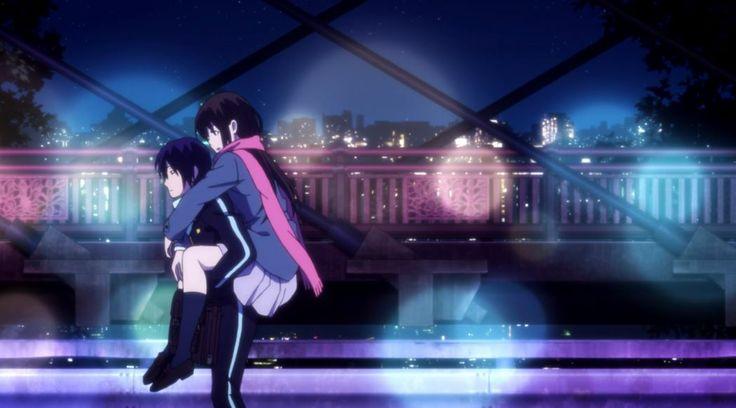 Noragami Episode 1 http://littlecloudcuriosity.com/2014/01/11/noragami-episode-1-impressions/
