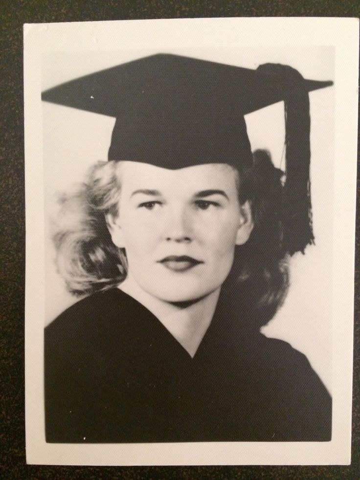 Grandmas's Bachelor's degree graduation
