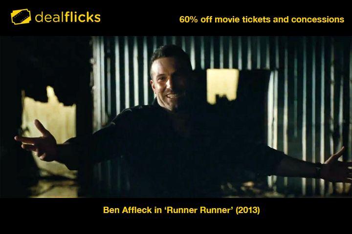 Ben Affleck in 'Runner Runner' (2013)
