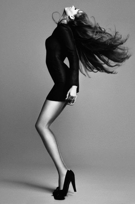 jump #woman