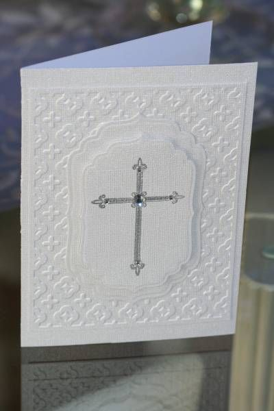First Communion by duviness - Cards and Paper Crafts at Splitcoaststampers