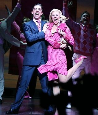 Legally Blonde the Musical By far my favorite musical I've ever been too! my first broadway show!