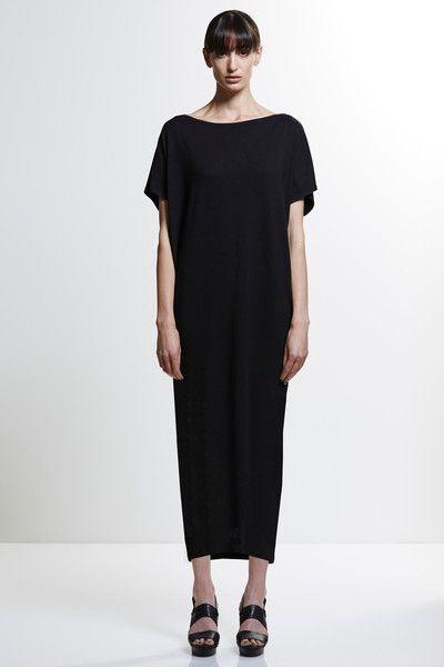 Fleet Long Triangle Dress - Cybele
