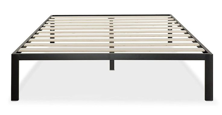 "Zinus 14"" Platform King Metal Bed Frame for $27  free shipping #LavaHot http://www.lavahotdeals.com/us/cheap/zinus-14-platform-king-metal-bed-frame-27/220580?utm_source=pinterest&utm_medium=rss&utm_campaign=at_lavahotdealsus"