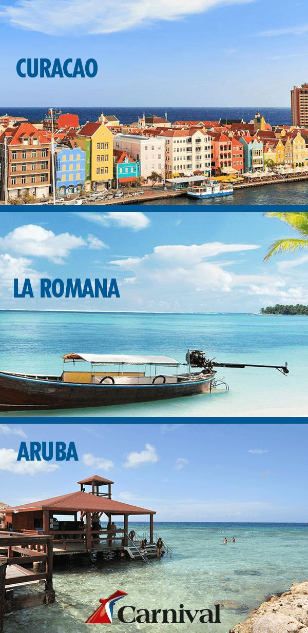 Cross off beaches from your bucket list on a Carnival Cruise to the Southern Caribbean. Start planning your vacation at Carnival.com.