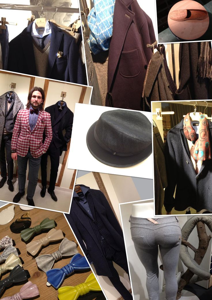 Trends in Men's Fashion at Pitti Uomo, Firenze, Italy