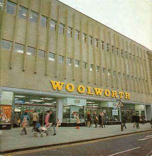 Peterborough Woolworths 1972
