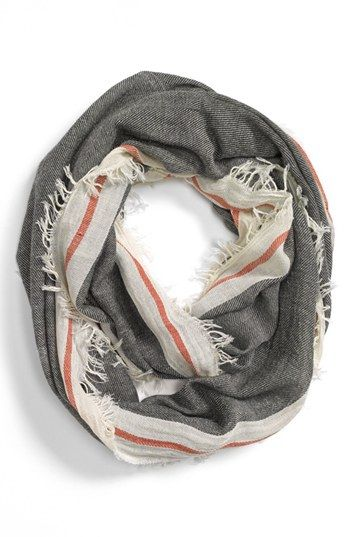 Collection XIIX Fringed Scarf available at #Nordstrom