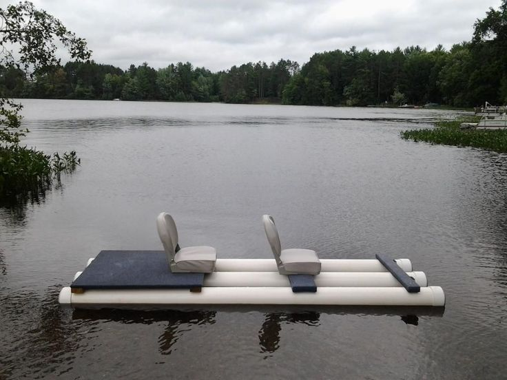 DIY river raft