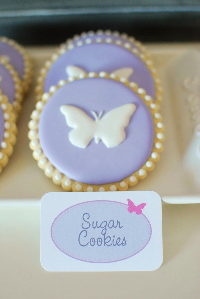 butterfly themed party | Butterfly themed birthday party with Lots of Cute Ideas via Kara's ...
