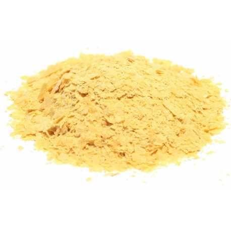 Η πλούσια σε Β12 φυτική τροφή με τη χαρακτηριστική γεύση τυριού τώρα κοντά σας! - Διατροφική μαγιά σε νιφάδες - Pure vegan nutritional yeast flakes