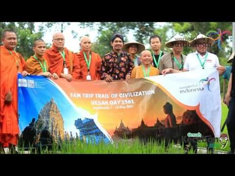 Wonderful Indonesia    Bante dari 5 negara mengunjungi Omah Kecebong