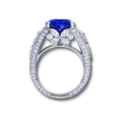 Картинки по запросу graff sapphire ring