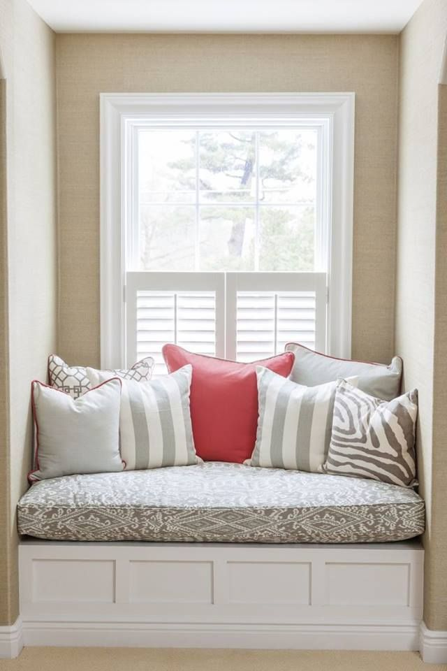Kitchen Window Bench Seating Alcove