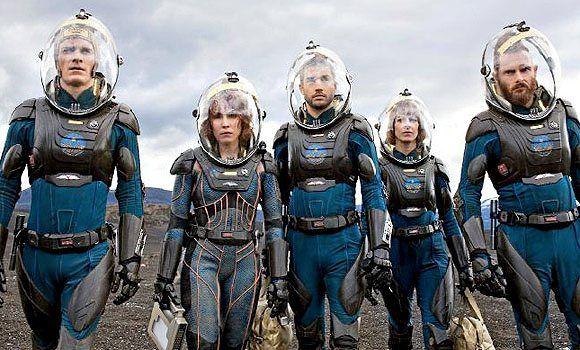 Sci-fi taglines - the film quiz has landed