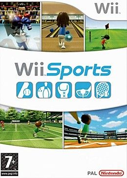 Wii Sports - Keizo Ohta Takayuki Shimamura Yoshikazu Yamashita - Nintendo about four years ago was when my family got our wii, and of course, the first game we got was wii sports. The first few weeks we had the wii, I was pretty much obsessed with the game. I'd always get strikes on bowling. Win against my sister on tennis, beat up my neighbors when they came over to play, usually hit a few home runs during baseball, and golf, I didn't do so well at.