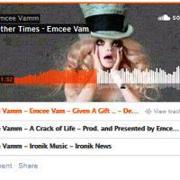 Visit Emcee Vamm on SoundCloud