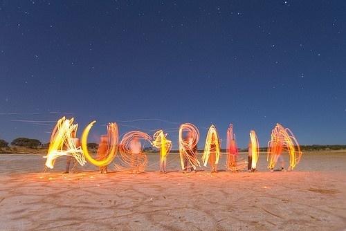 Australia! Australia! Theres nothing like Australia!!!!