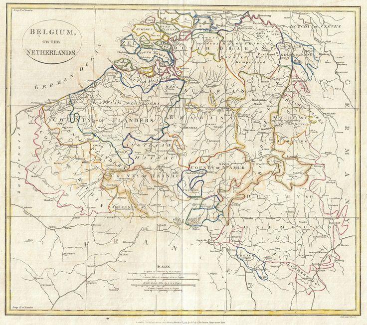 243 best Oude Nederlandse kaarten Maps images on Pinterest