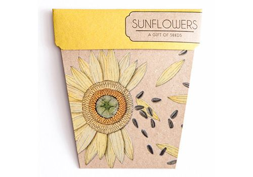 Eco Toys - Sunflower Gift of Seeds, $9.95…