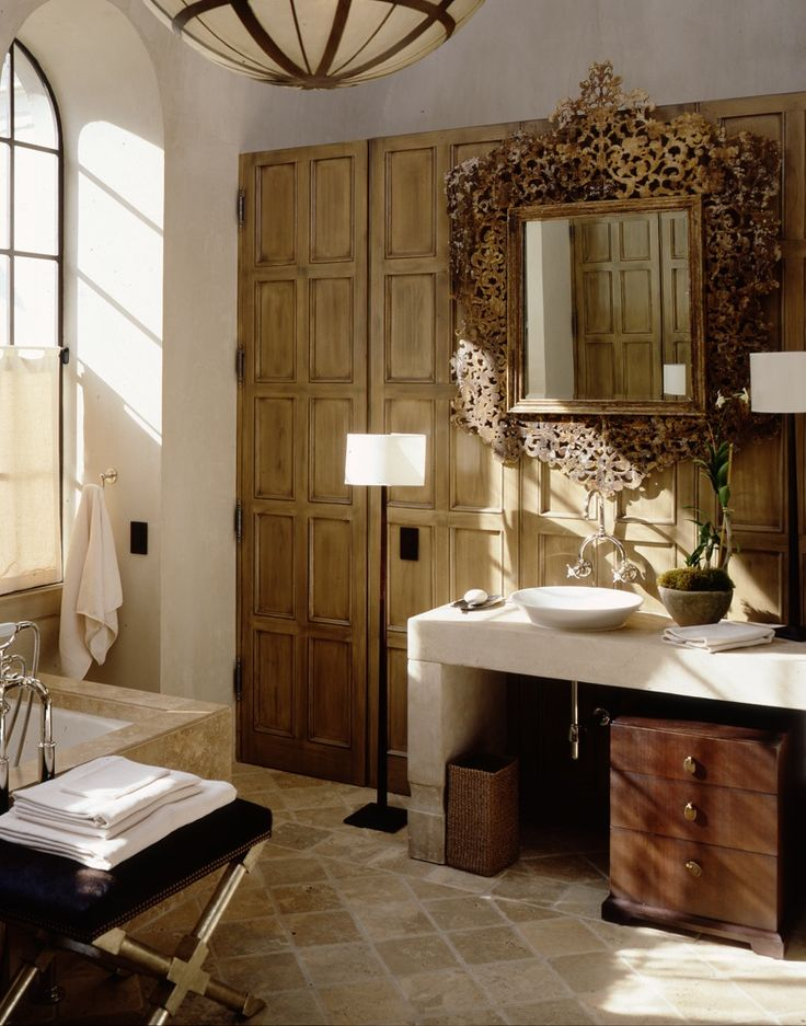 modern bathroom fountain valley reviews%0A   As an architect  there are certain key elements found in the typical modern  house