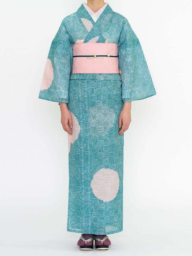 籠牡丹・浅葱 | DOUBLE MAISON