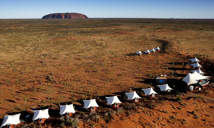 Stay at Longitude 131. www.secretearth.com/accommodations/298-longitude-131