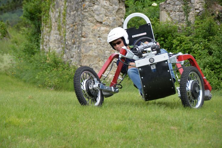 Swincar 'Mechanical Spider' Electric Vehicle