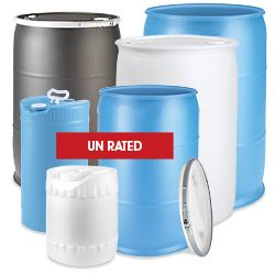 Plastic Drums, 55 Gallon Plastic Drums in Stock - ULINE  To make circular reading nook