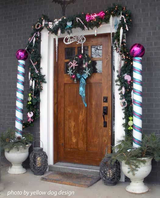 1000 Ideas About The Muppet Christmas Carol On Pinterest: 1000+ Ideas About Christmas Door Decorations On Pinterest