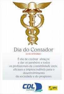 Dia do Contador - CDL Surubim