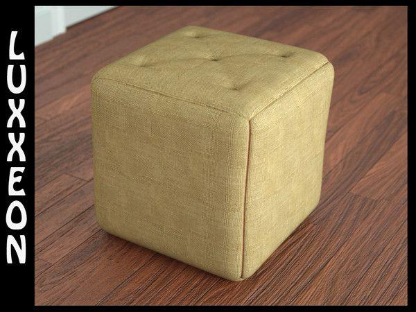 free max model pouf ottoman - Pouf Ottoman... by luxxeon