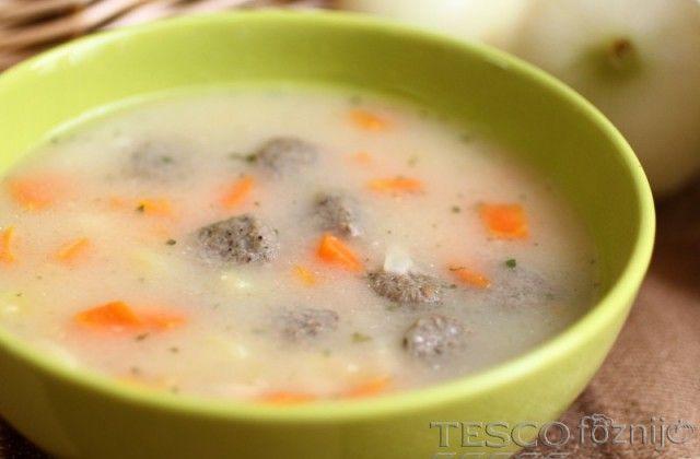 Főzni jó - Recept - Tavaszi leves májgaluskával