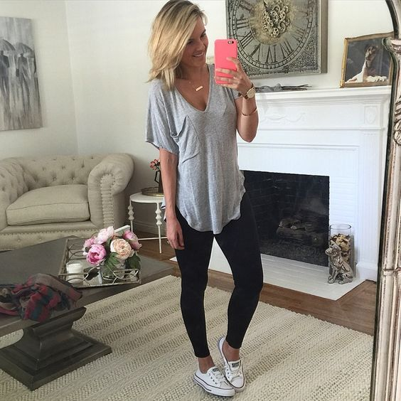 9 Cute Ways to Wear Leggings on a Date | Her Campus