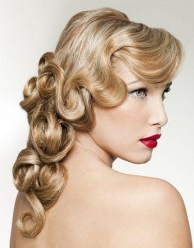 Surprising 1000 Images About Bvd Vintage Ladies Hair Styles On Pinterest Short Hairstyles Gunalazisus