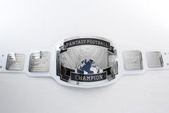 Fantasy Football Championship Belt Trophy