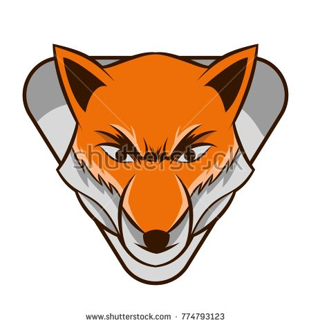 Fox Sport Logo Team With Rounded Triangle in back