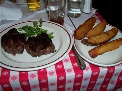 gallaghers steak house filet mignon