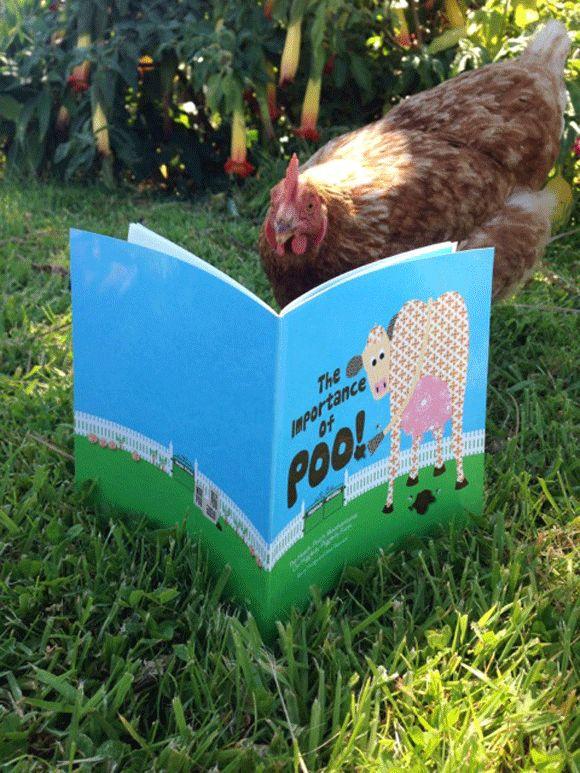 Fat Pig Farm Loves Poo!