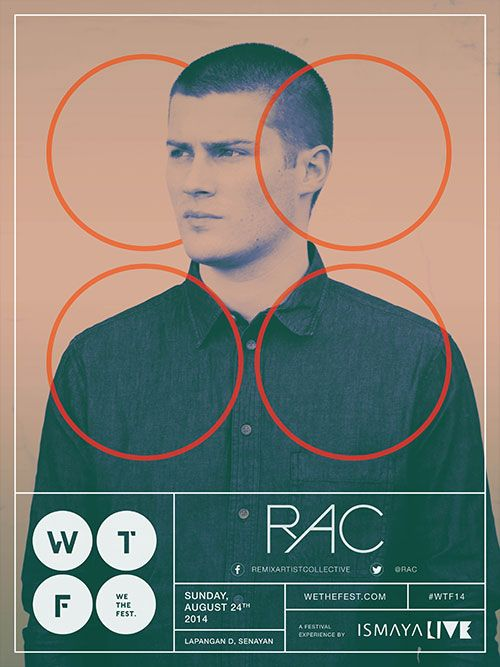We The Fest presents RAC