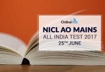 NICL AO Mains 2017 AIT https://onlinetyari.com/all-india-tests/nicl-ao-mains-2017-ait-by-aim-test-series-i51.html #NICL AO Mains #onlinetyari