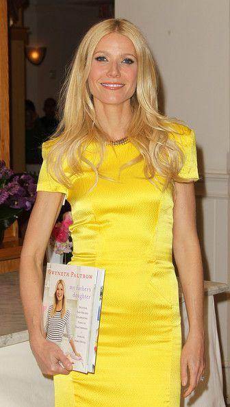 Rachel roy canary yellow dress