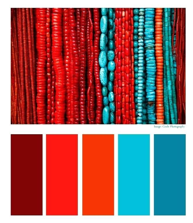 Interior Design Colors That Go With Turquoise Colors That Go With Turquoise Amazing Match Ins Red Colour Palette Red Color Schemes Turquoise Color Combinations