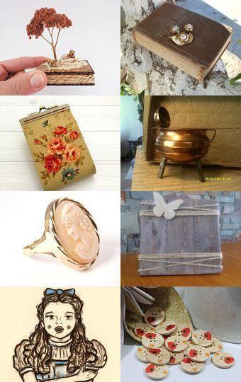 New friends from my shop. by Virginia on Etsy--Pinned with TreasuryPin.com