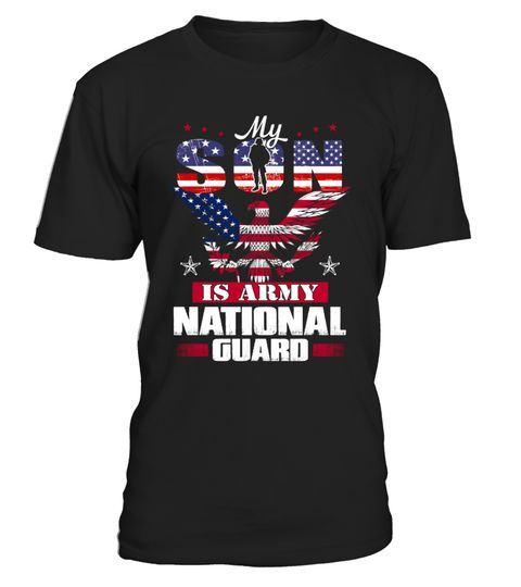 My Son - Army national guard
