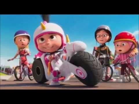 3 New Mini Movies Despicable Me 2 Trailer - YouTube