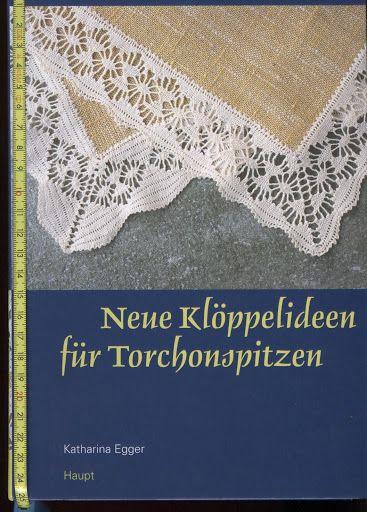 Neue kloppelindeen fur torchonspitzen - lini diaz - Веб-альбомы Picasa